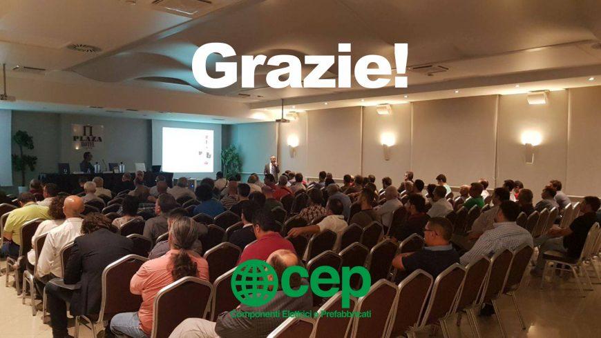 CEP vi ringrazia per aver partecipato ai corsi CEI 2018
